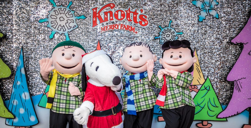 Enjoy all things merry this holiday season at Knott\'s Merry Farm