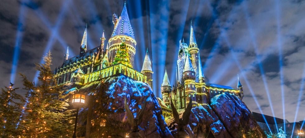 Experience a Harry Potter Christmas and more with new Universal holiday happenings in Orlando and Hollywood