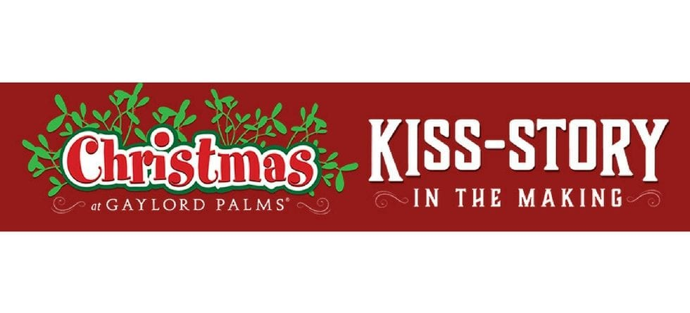 Gaylord Palms hosts 'Kiss-Story in the Making' with record-breaking event