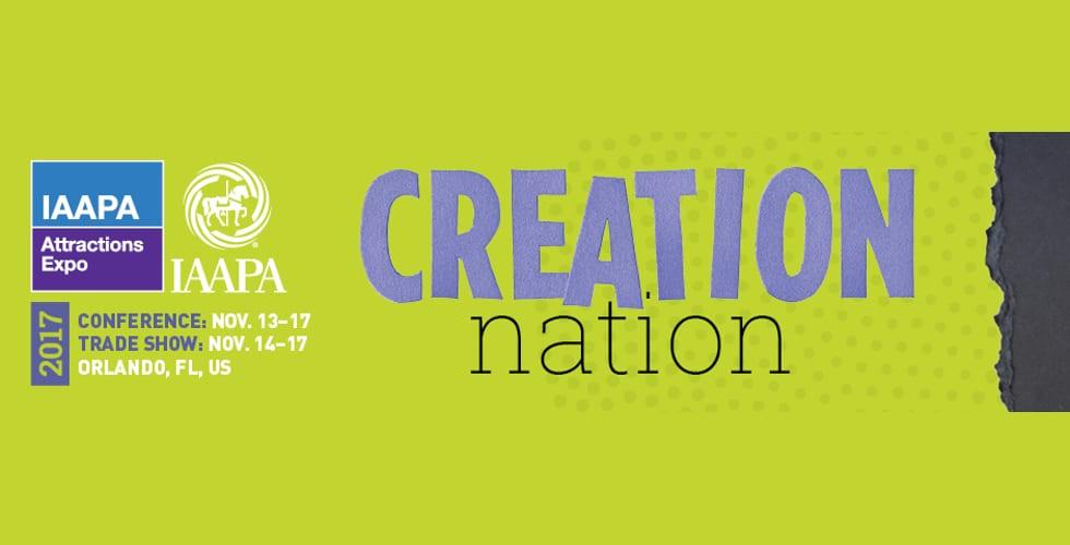 2017 IAAPA Expo