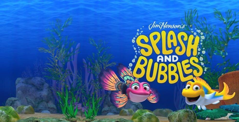 Splash and Bubbles dark ride Sally Herschend