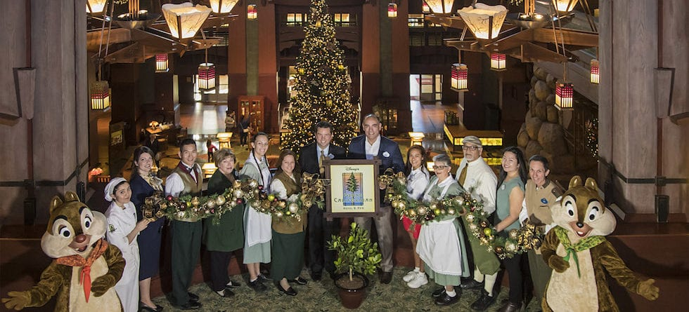 Disney's Grand Californian Hotel & Spa completes hotel-wide renovation
