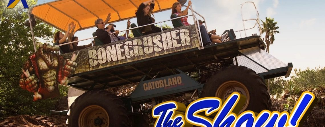 Attractions The Show! – Gatorland Off-Road Adventure; Star Wars Costumes; latest news