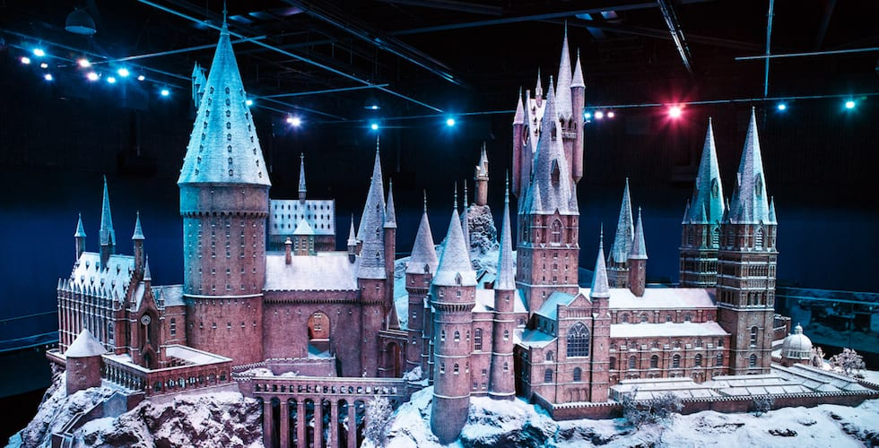 making of harry potter