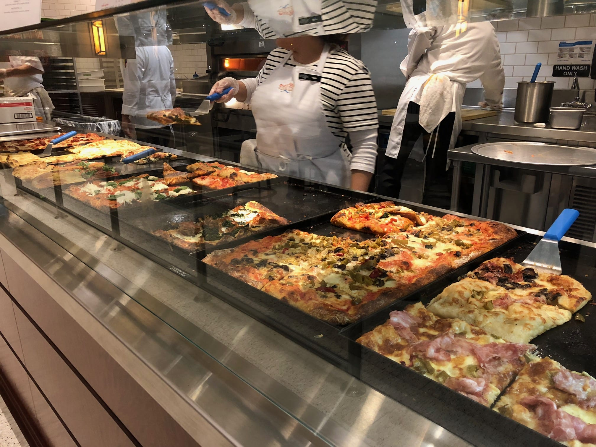 Patina Group S Pizza Ponte Is Now Open At Disney Springs
