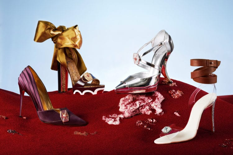 Christian Louboutin Star Wars: The Last Jedi