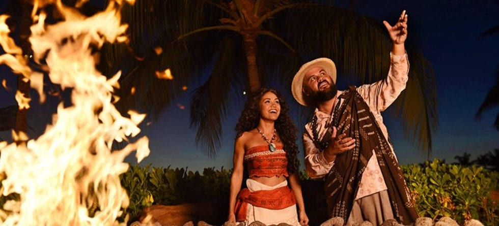 New Moana premium experiences now available at Disney's Aulani resort