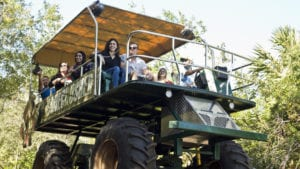 Stompin' Gator Off-Road Adventure now open at Gatorland