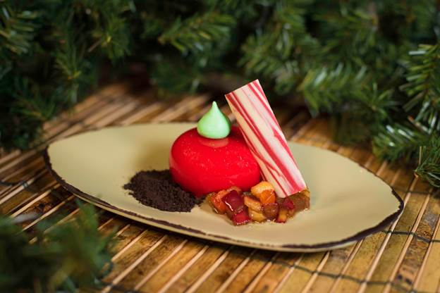 Limited Time Holiday Snacks Now Available At Walt Disney World