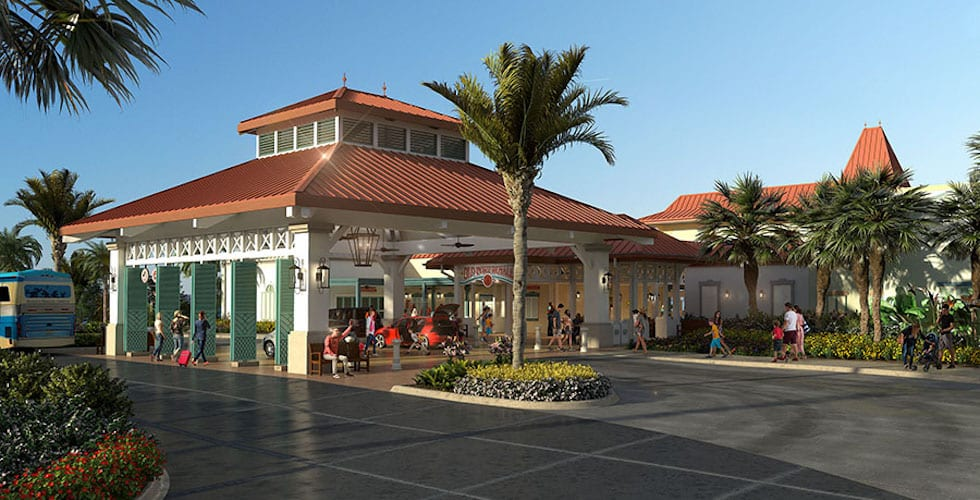 Details Revealed For Renovation Of Disneys Caribbean Beach Resort