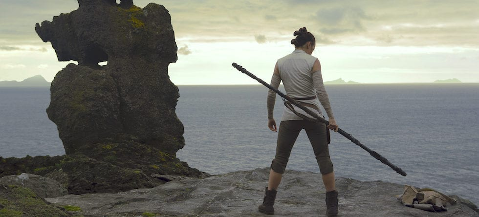 Spoiler-Free Movie Review: 'Star Wars: The Last Jedi' is a nostalgic and emotional race against the clock