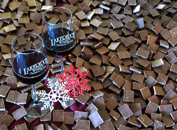 Lakeridge Winery 2017 Wine and Chocolate Festival