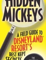 Disneyland Hidden Mickey Book
