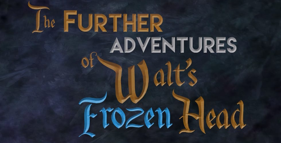 Walt's Frozen Head trailer