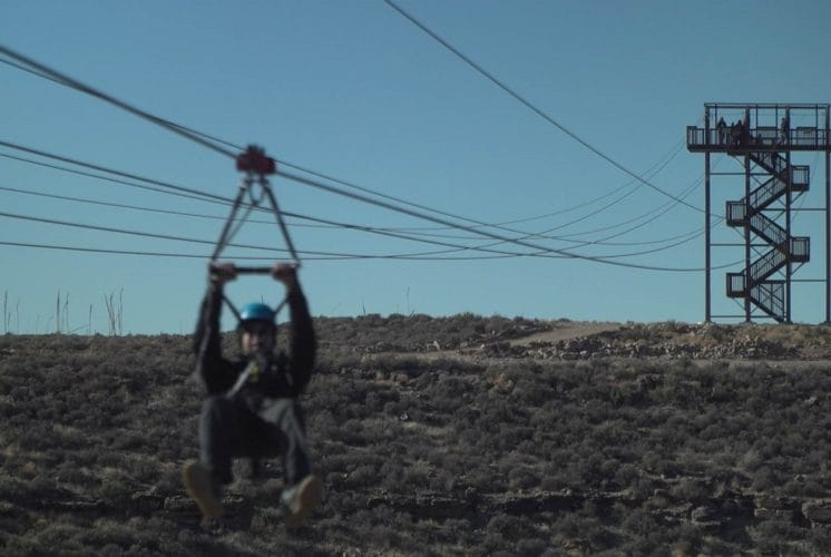 Zipline at Grand Canyon West Rim