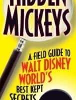 Hidden Mickey book at WDW
