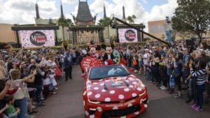 Minnie Mouse to receive a star on the Hollywood Walk of Fame