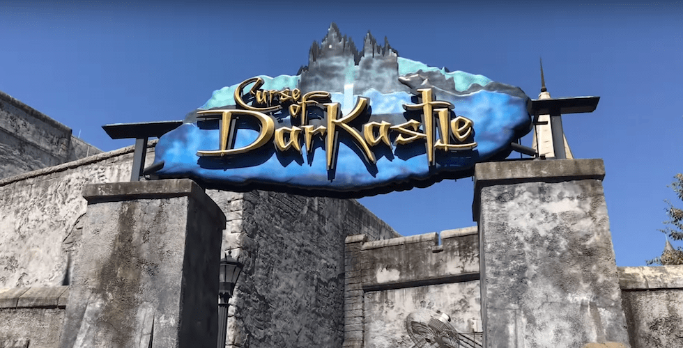 Curse Of Darkastle Now Closed At Busch Gardens Williamsburg