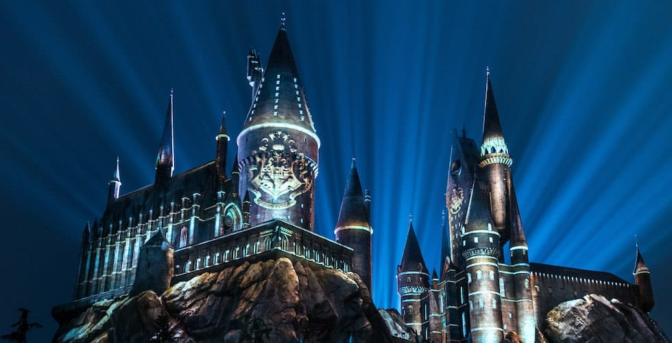 Hogwarts castle to transform during new nighttime show at Universal Orlando Resort