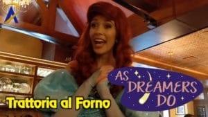 As Dreamers Do – Bon Voyage from Trattoria al Forno