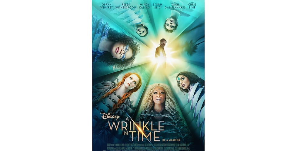 A Wrinkle In Time Gets New TV Spot & Motion Posters