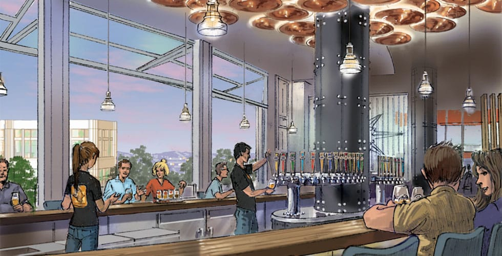 Ballast Point Brewing To Open Downtown Disney's First Tap Room