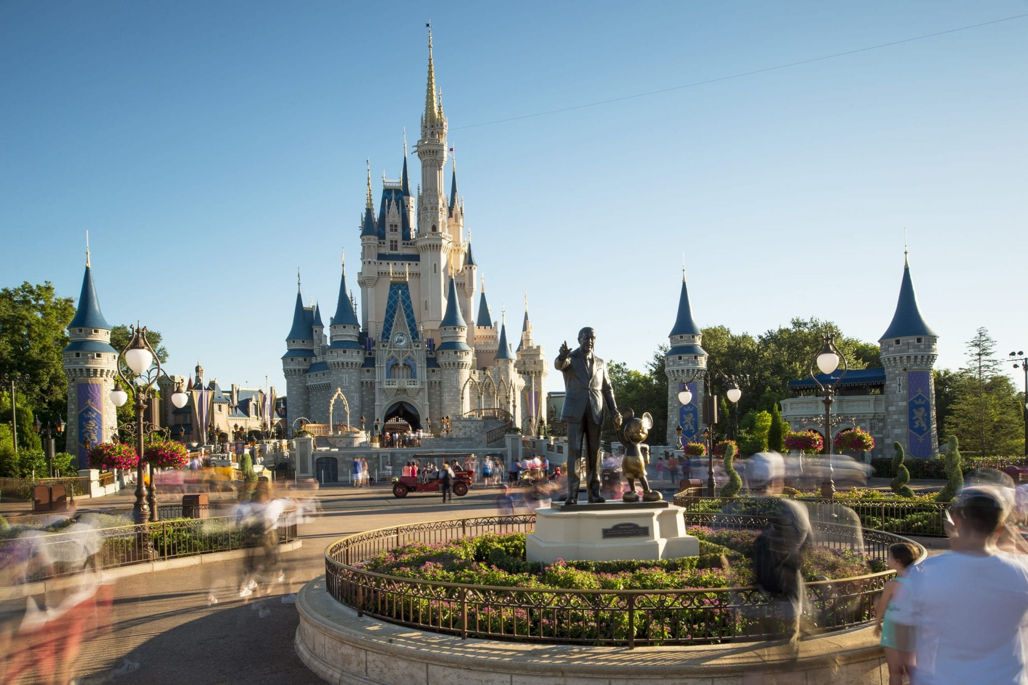 Disney World Has Big Plans for Summer 2018