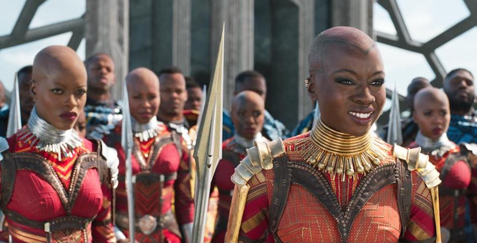 the women of Wakanda