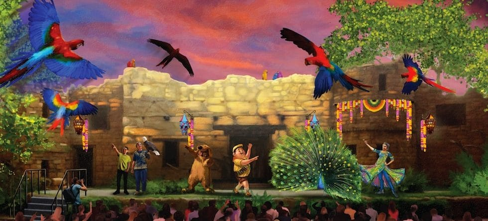 Disney's Animal Kingdom celebrates 20 years with anniversary celebration