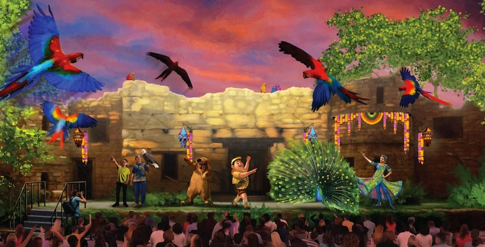 Disney's Animal Kingdom celebrates 20 years with anniversary celebration