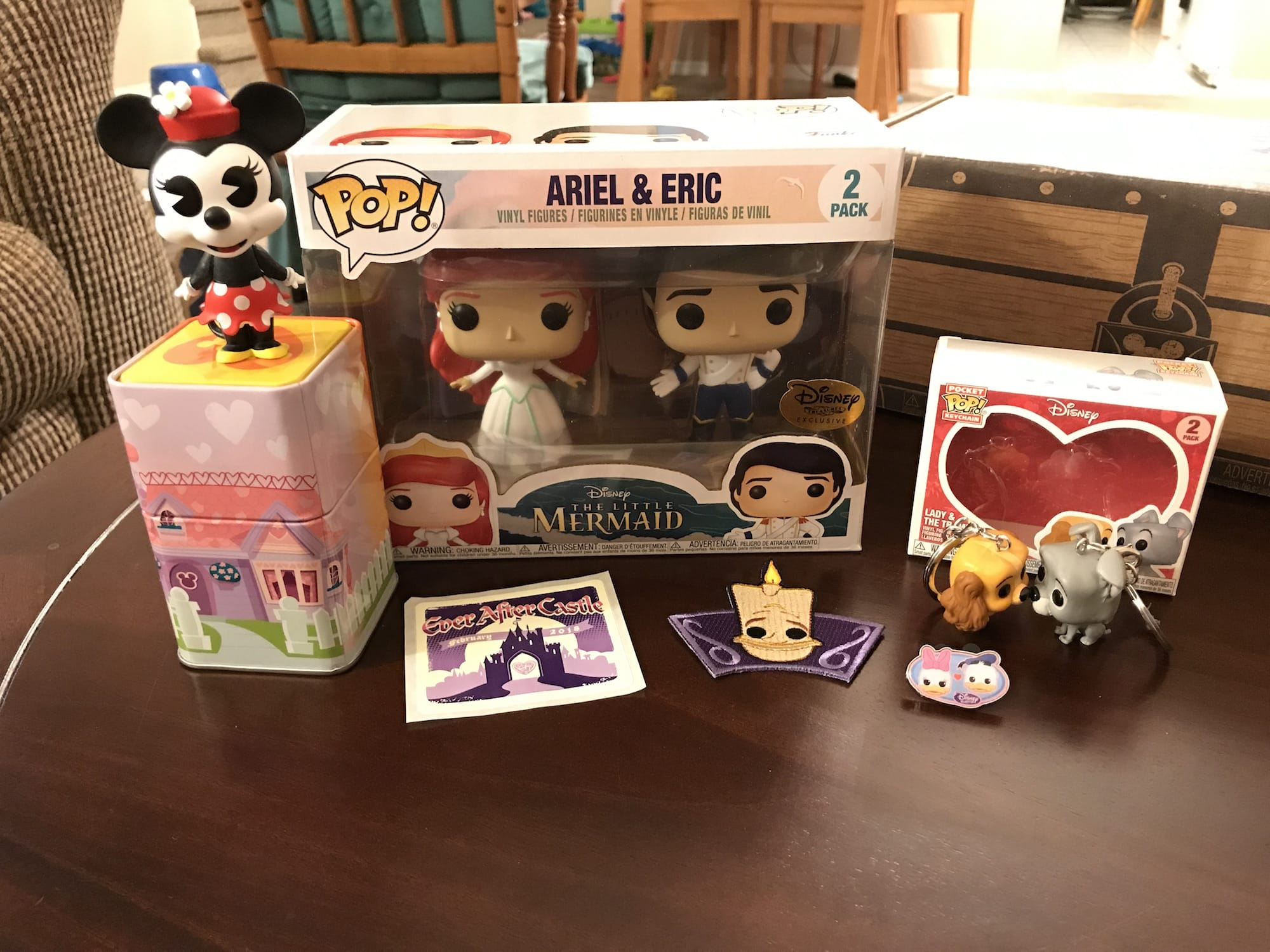 Comment Below With Ideas Of What Youd Like To See Funko Include In Future Disney Treasures Boxes