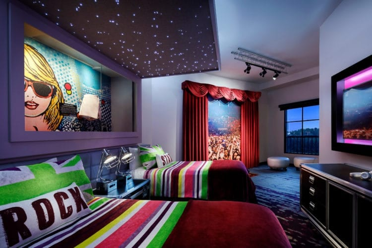 Hard Rock Hotel Future Rock Star Suites