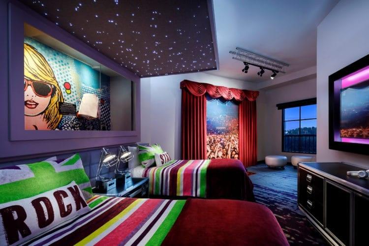 Hard Rock Hotel Future Rock Star Suites