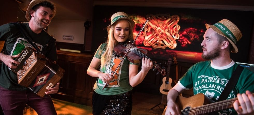 Raglan Road's Mighty St. Patrick's Festival coming to Disney Springs March 16-18