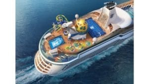 Royal Caribbean adding VR bungee trampoline attraction to Mariner ship