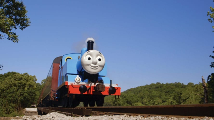 Thomas the Tank Engine Kennywood