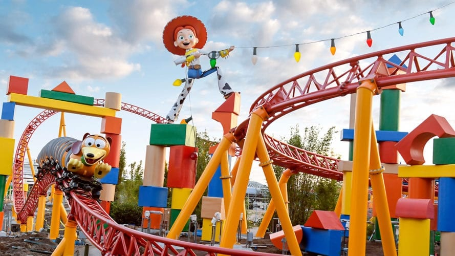 Disney World's TOY STORY LAND Opens Summer 2018!