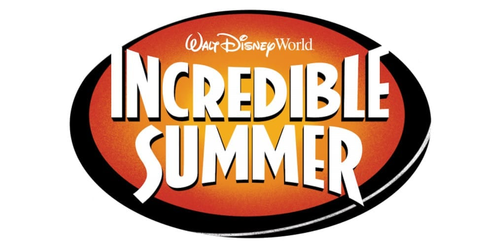 Incredible Summer 2018 Disney World