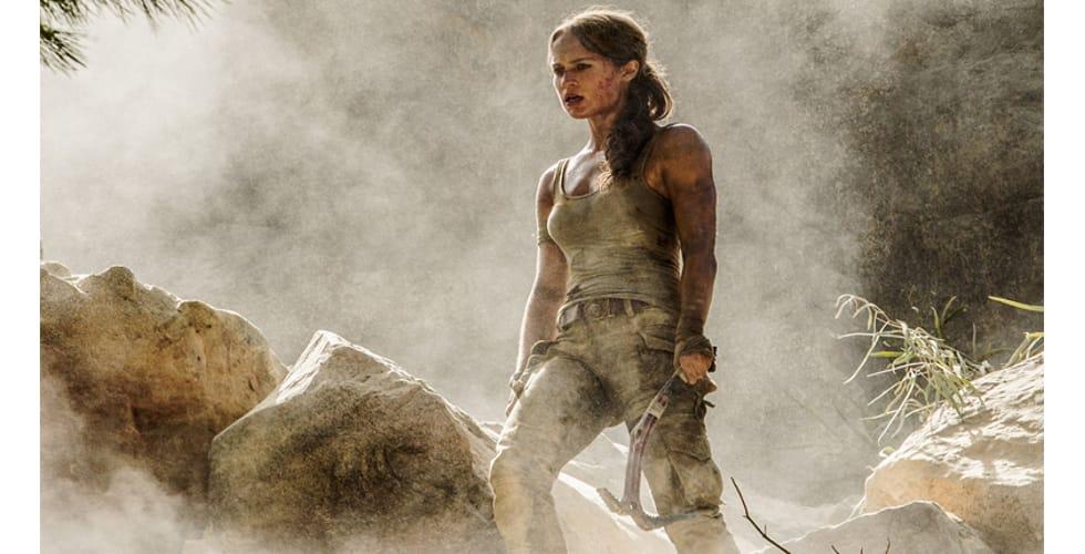 Tomb Raider Escape