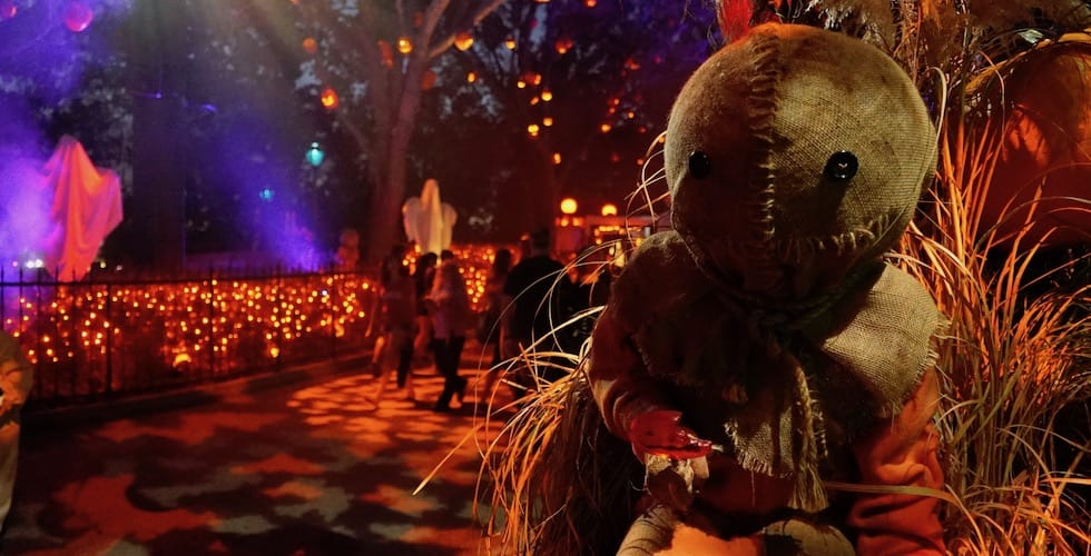 trick r treat scare zone orlando 2017