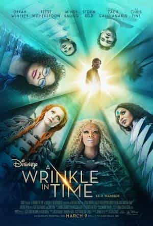 a wrinkle in time movie poster 2018