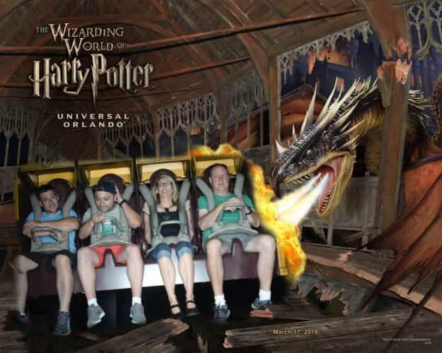 New Harry Potter Ride At Islands Of Adventure