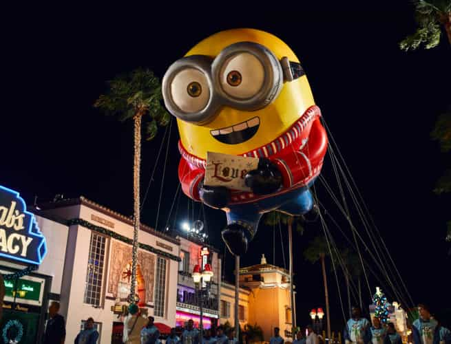2018 Universal Orlando Holiday