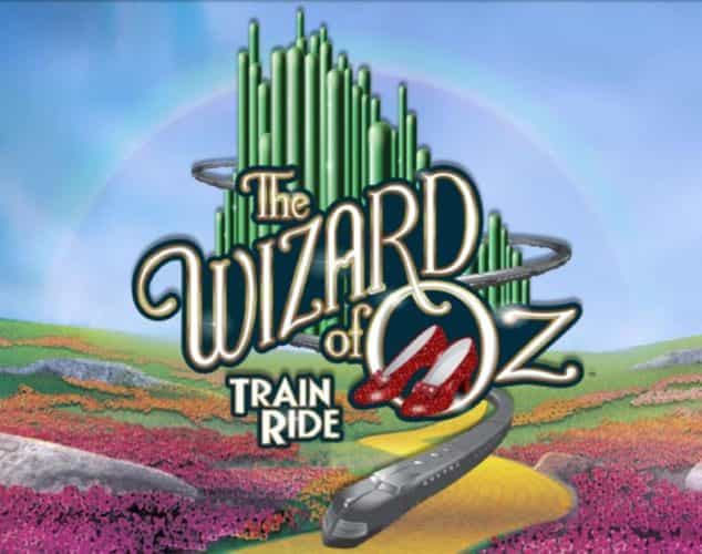 Wizard of Oz Train ride