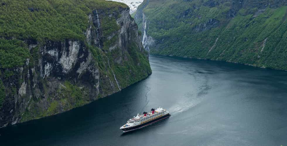 Disney Cruise Line Adds New European Ports To Summer 2019