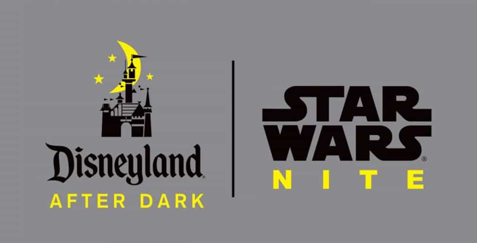 Star Wars Nite Disneyland After Dark