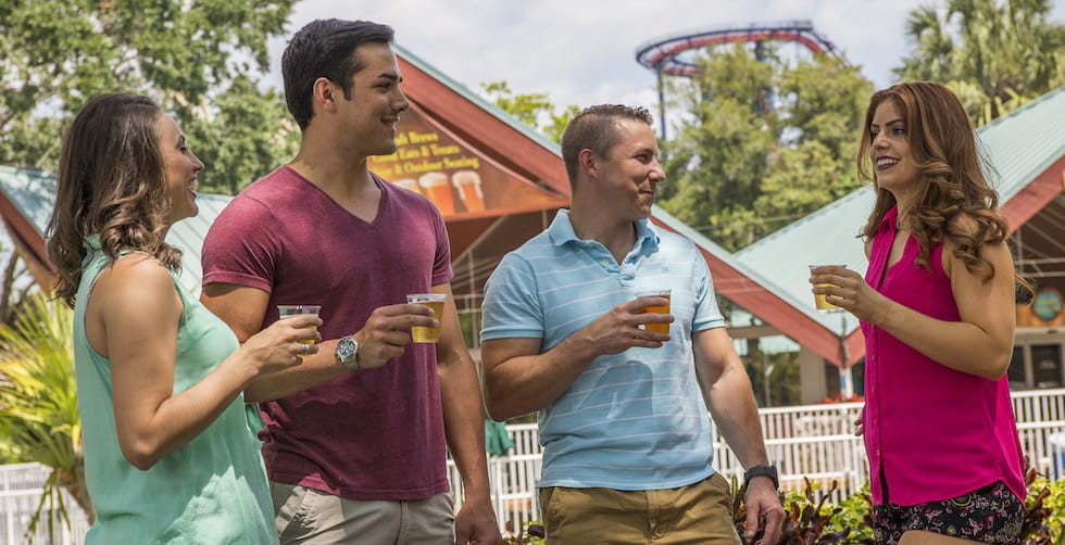 Busch Gardens announces return of complimentary beers