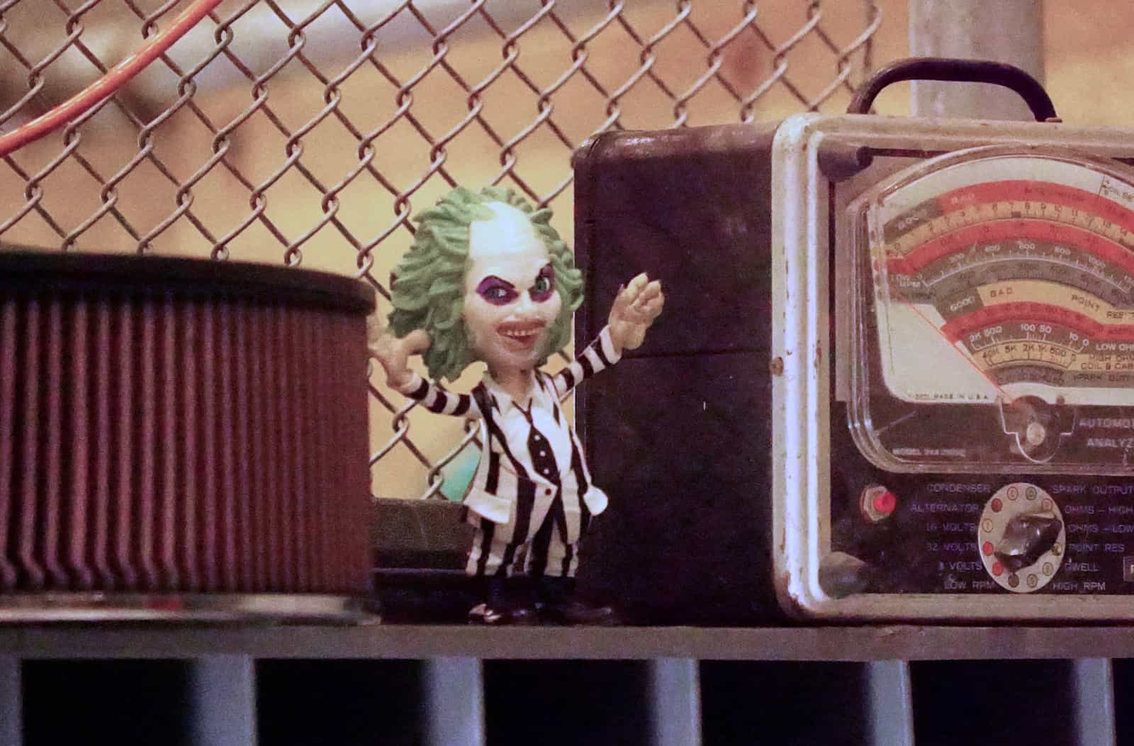 beetlejuice doll