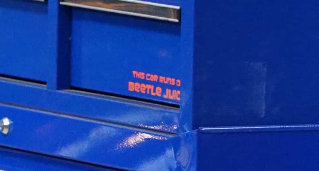 Beetlejuice name