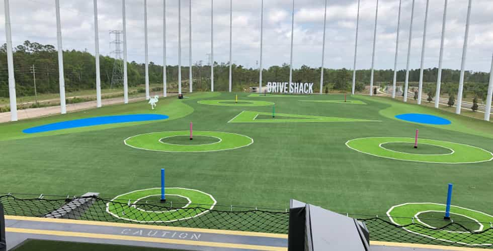 Drive Shack, new golf entertainment complex and driving ...